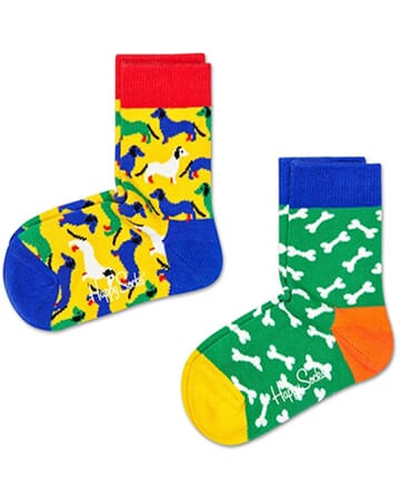 2-Pack Dog Anti-Slip Socks