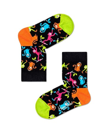 Kids Monkey Sock