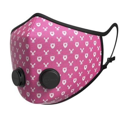Urban Breathing Mask - Wildlife Pink