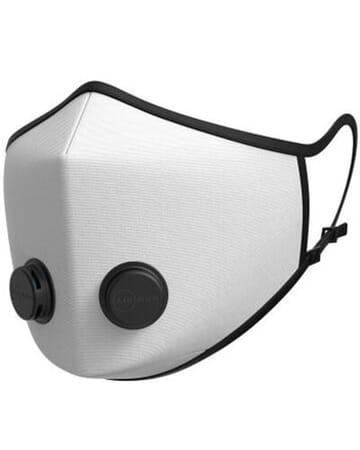 Urban Breathing Mask - Solid White